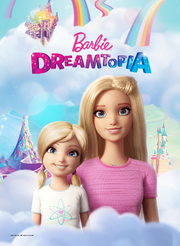 Barbie Dreamtopia Series Poster