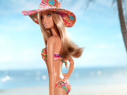 Malibu Barbie Doll By Trina Turk 7