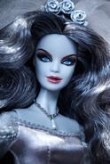Haunted Beauty Zombie Bride Barbie Doll 4