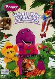 Whos Who At The Zoo & Birthday Ole DVD