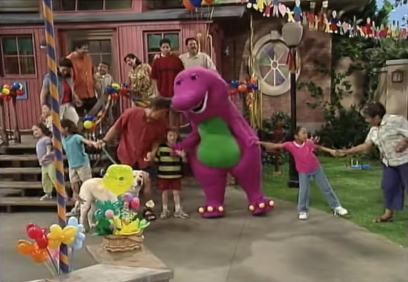 Me And My Family Barney Wiki Fandom Powered By Wikia