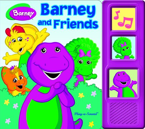 Barney And The Backyard Gang A Day At The Beach: Barney And Friends (Book)