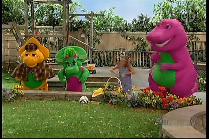 Rabbits barney wiki fandom powered by wikia for Top 10 house songs of all time