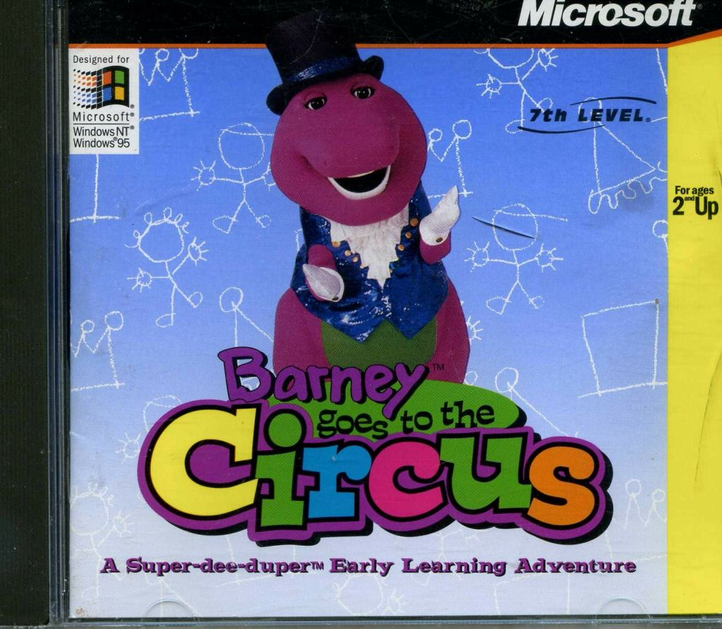 barney goes to the circus barney wiki fandom powered by wikia
