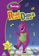 Read with Me, Dance with Me 2004 UK DVD
