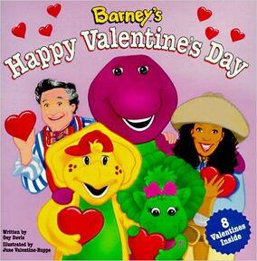 Barney's Happy Valentine's Day