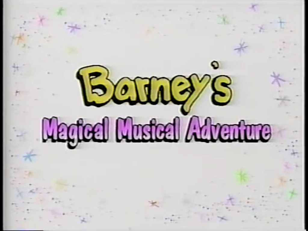 barney u0027s magical musical adventure barney wiki fandom powered