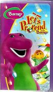 Let'sPretendwithBarney2004VHS