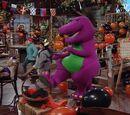 It's Halloween Night Tonight