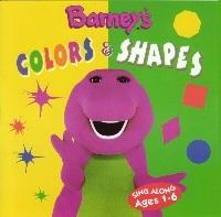 Barney's Colors & Shapes