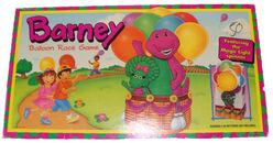 Barneyballoonracegame