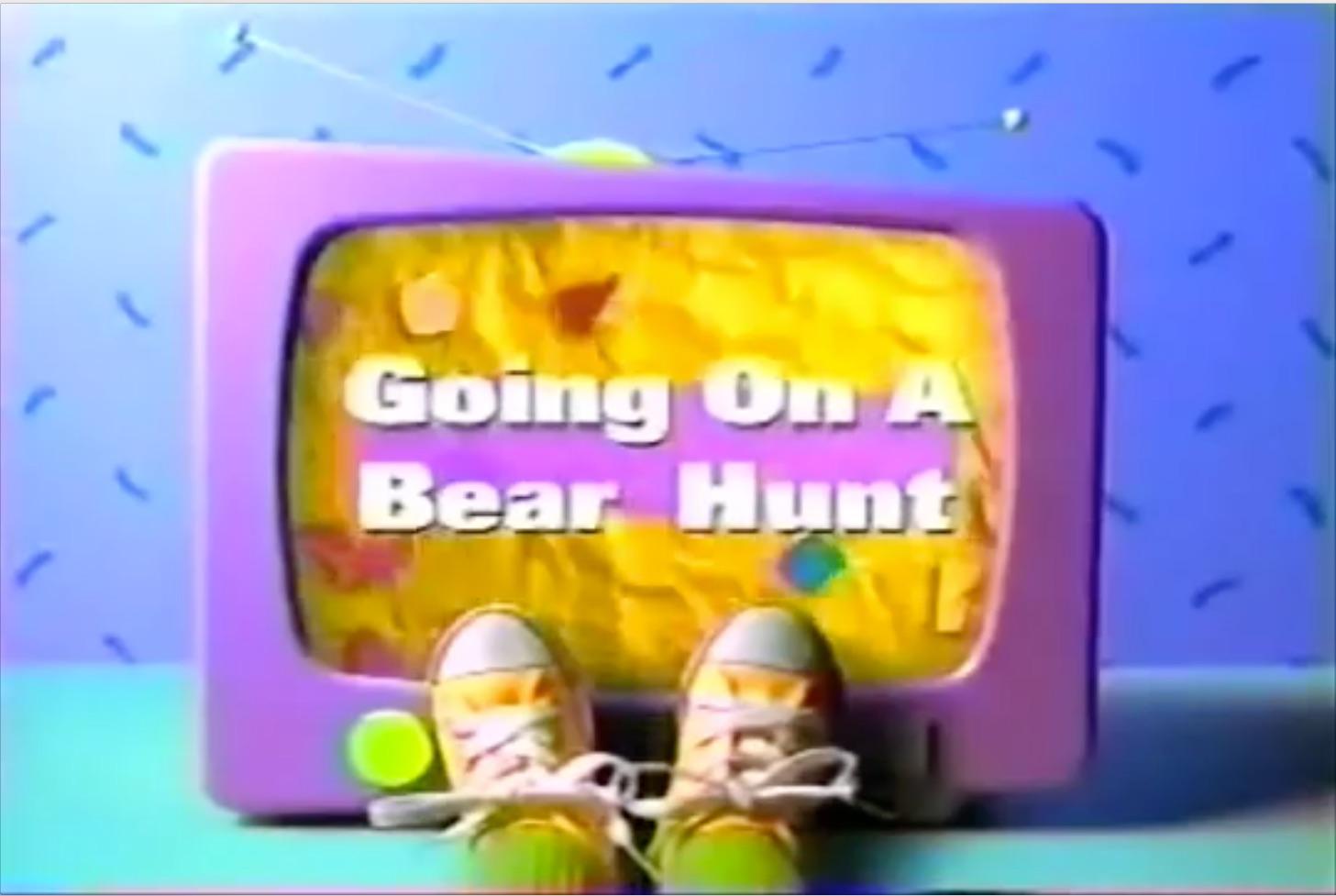going on a bear hunt barney u0026friends wiki fandom powered by wikia
