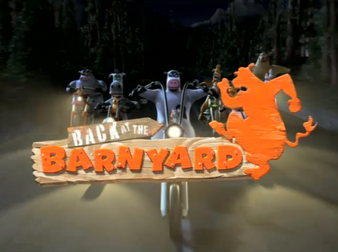Back at the Barnyard Title Screenshot