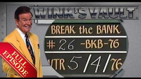Break the Bank - Episode 26