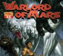 Warlord of Mars (Dynamite) : Issue 3