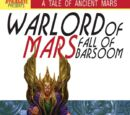 Warlord of Mars: Fall of Barsoom Issue 4