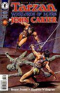 Tarzan/John Carter: Warlords of Mars 3