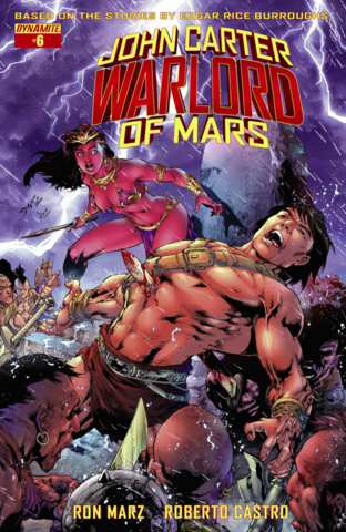 File:John Carter Warlord of Mars (Dynamite) 6 cover.png