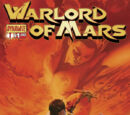Warlord of Mars (Dynamite) : Issue 1