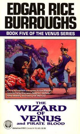 Book-wizardofvenus