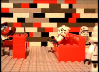 Red Squadron's Room IB327 screenshot