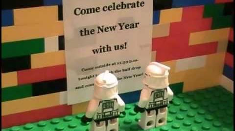 New Year's at Base 327