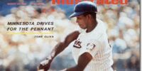 Tony Oliva/Magazine covers