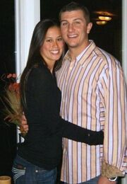 Tulo and girl friend