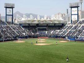Changwon Masan Ballpark