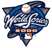 2000 World Series Logo