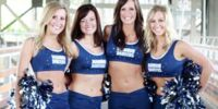 2010 Brewers Diamond Dancers
