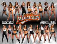 2008 Marlins Mermaids
