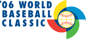 2006 World Baseball Classic Logo