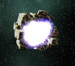 Antheonic ring