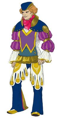 Geldoblame, Emperor Origins