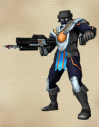 Dark Service Officer (Origins)
