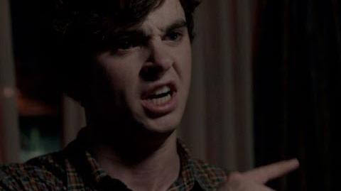 Bates Motel Norman Confronts His Uncle (S2, E4)