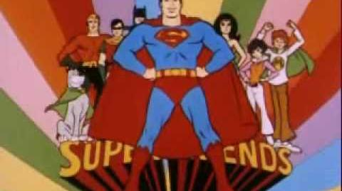 Super Friends 1973 Opening Theme