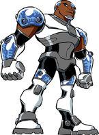 Cyborg TT