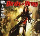 Birds of Prey (Volume 2) Issue 6