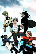 Teen Titans Vol 5-9 Cover-1 Teaser