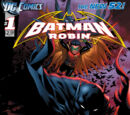 Batman and Robin (Volume 2) Issue 1