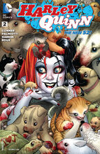 Harley Quinn Vol 2-2 Cover-1