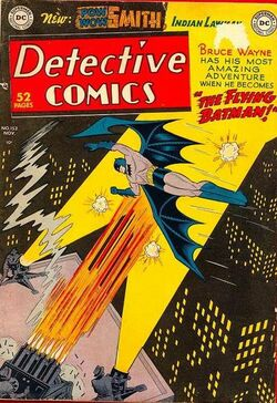 Detective Comics Vol 1-153 Cover-1