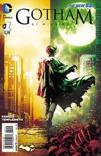 Gotham by Midnight Vol 1-1 Cover-2