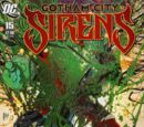 Gotham City Sirens Issue 15