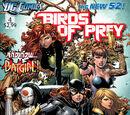 Birds of Prey (Volume 3) Issue 4