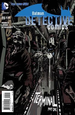 Detective Comics Vol 2-35 Cover-1