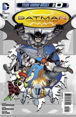 Batman Incorporated Vol 2-0 Cover-1