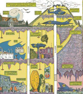 Batcave Plan 01